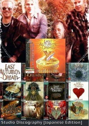 Last Autumn's Dream - Studio Discography [Japanese Edition] (2003-2012)