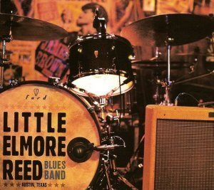 The Little Elmore Reed Blues Band - The Little Elmore Reed Blues Band (2012)