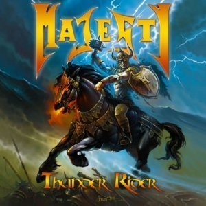 Majesty - Thunder Rider (2013)