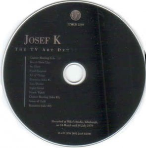 Josef K – The TV Art Demos (2012)