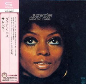 Diana Ross - Surrender 1971 [Japan] (2012)