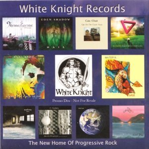 VA - White Knight Records - The New Home Of Progressive Rock (2012)
