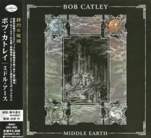 Bob Catley - Middle Earth 2001 (Nippon Crown/Japan)