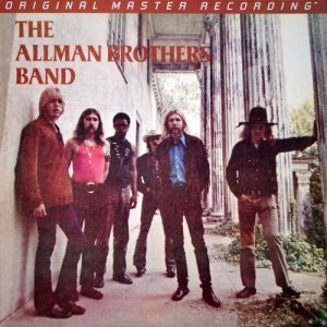 The Allman Brothers Band - The Allman Brothers Band (1969) [Remastered 2012]