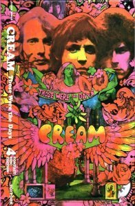 Cream - Those Were The Days 1997 (4CD-Box Discography)
