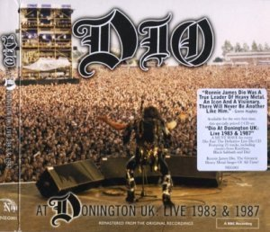 Dio - At Donington UK: Live 1983 And 1987 2CD (Niji / BBC 2010)