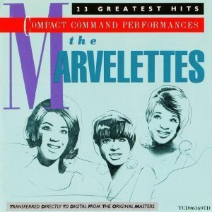 The Marvelettes - 23 Greatest Hits (1986)