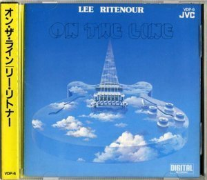 Lee Ritenour - On The Line (1984)