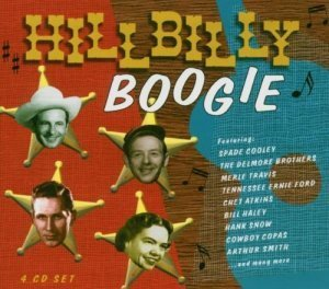 VA - Hillbilly Boogie [Box Set] (2002)