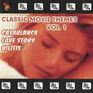 The Hollywood Film Festival Orchestra - Classic Movie Themes Vol. 1-3 (1999)