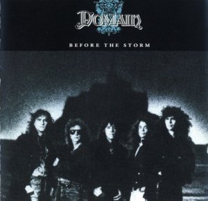 Domain - Before The Storm (1989)