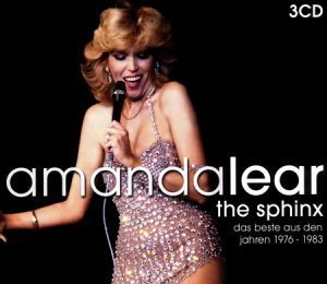 Amanda Lear - The Sphinx [The Best Of] (3CD) 2006