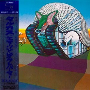 Emerson Lake & Palmer - Tarkus 1971 (SHM CD JAPAN EDITION 2008)