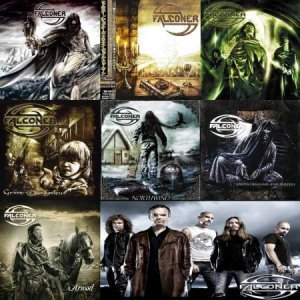Falconer - Discography (2001-2011)