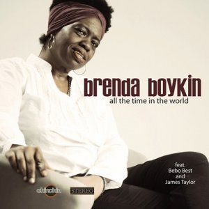 Brenda Boykin - All The Time In The World (2012)
