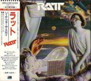 Ratt - Reach For The Sky (1988) [Japan 1-st Press]