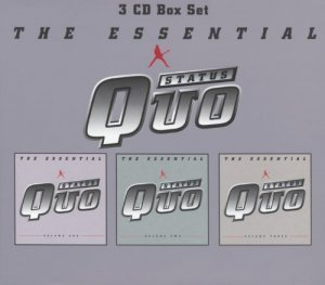 Status Quo - The Essential 3CD Box Set (2001)