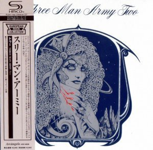 Three Man Army - Two 1974 ( Arcangelo, Warner Music/Japan SHM CD 2010)