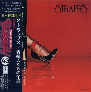 Strapps - Strapps (1976)