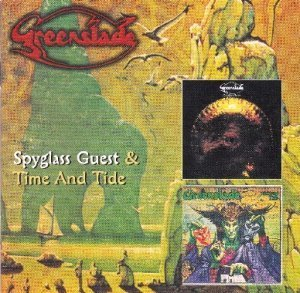 Greenslade - Spyglass Guest / Time And Tide 1974/1975 (2CD Edsel Rec. 2011) Lossless