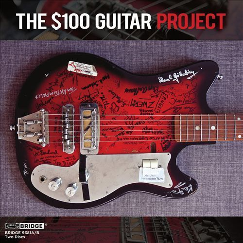 VA - The $100 Guitar Project (2013) » Lossless music download | flac