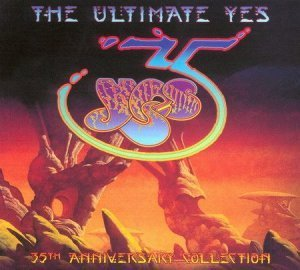 Yes - The Ultimate Yes [35th Anniversary Collection] (3CD) 2004