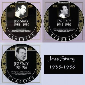 Jess Stacy - The Chronological Classics, Complete, 3 Albums