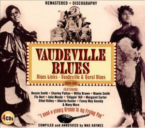 VA - Vaudeville Blues (2012)