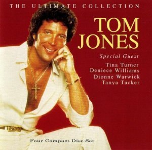 Tom Jones - The Ultimate Collection (4CD) 1997
