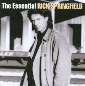 Rick Springfield - The Essential Rick Springfield (2012)