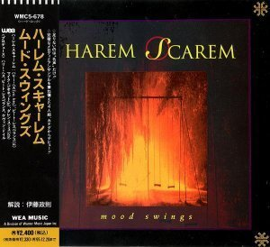 Harem Scarem - Mood Swings (1993) [Japanese Ed.]