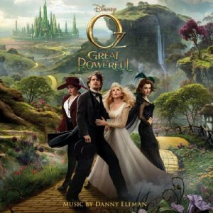 Danny Elfman - Oz the Great and Powerful [Soundtrack] (2013)