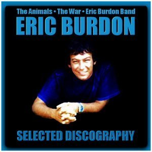 Eric Burdon - Selected Discography (16CD) (2013)
