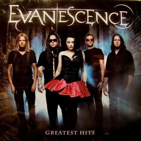 Evanescence, Greatest, Hits, 2012, FLAC, Evanescence Album Cover 2013