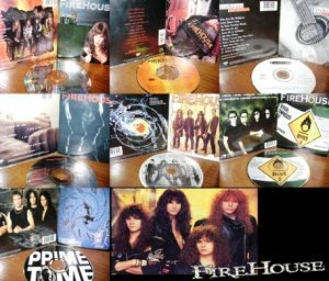 Firehouse - Discography 7CD (1990-2003)