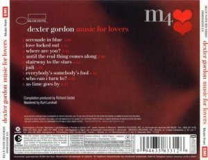 Dexter Gordon - Music For Lovers (2006)