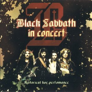 Black Sabbath - In Concert: Historical Live Performance 1970 (Bootleg / Olympia, Paris)