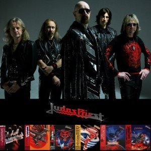 Judas Priest - Collection [Cardboard Sleeve] (Japanese Edition) 6CD (2005)
