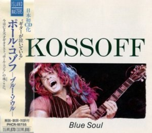 Paul Kossoff - Blue Soul (1986) [Japan Press]