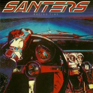 Santers - Racing Time (Japanese Edition) (1982/1998)