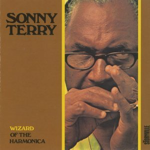 Sonny Terry - Wizard of the Harmonica (1971)