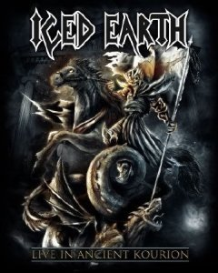 Iced Earth - Live in Ancient Kourion (2013) BDRip 720p