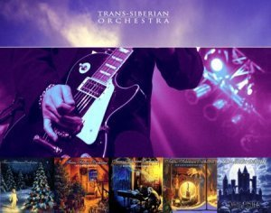 Trans-Siberian Orchestra - Discography (1996-2012)