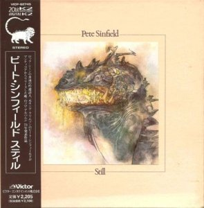 Pete Sinfield - Still (1973) [Victor / Japan 2004]