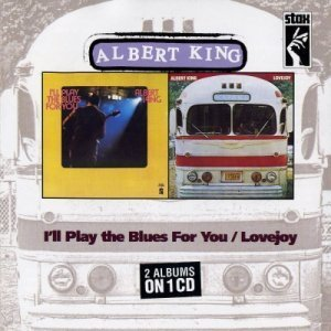 Albert King - I'll Play The Blues For You & Lovejoy (1991)