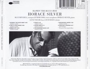 Horace Silver - Blowin' The Blues Away (1959)