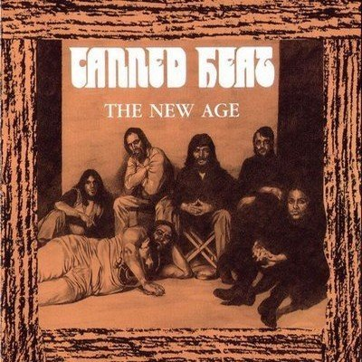 Canned Heat - The New Age (1972)