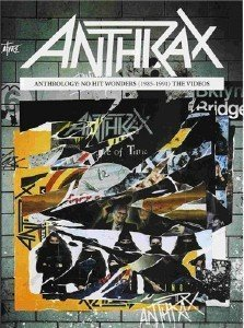 Anthrax - Anthrology: No Hit Wonders (1985-1991) The Videos (2005) DVDRip