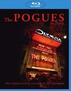 The Pogues - The Pogues in Paris:30th Anniversary Concert at the Olympia (2012)BDRip