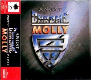 Chrome Molly - Angst 1988 (Victor/Japan 1st Press 1989)